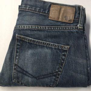 BULLHEAD 29 x 30 Dillon Skinny Blue Jeans